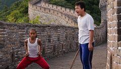 Remake snímku Karate Kid si zaslouží ránu z milosti