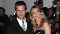Modelka Bündchenová porodila syna, otcem je fotbalista Brady