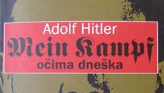 Bavorsko žaluje českou firmu kvůli právům na Hitlerův Mein Kampf