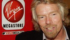 Miliardář Branson: Moji Virgin Group obral brexit o třetinu hodnoty