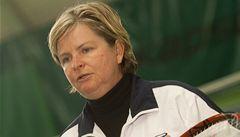 Ze svých dětí chci profesionální tenisty, říká Hana Mandlíková