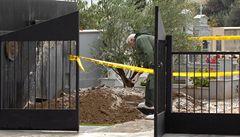 Hrob kyperského prezidenta byl vykraden. Zmizelo jeho tělo