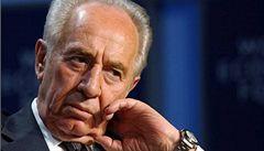 Izraelský prezident jede za Klausem