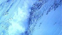 Laviny zabíjely v severní Itálii. Zemřelo nejméně sedm lyžařů