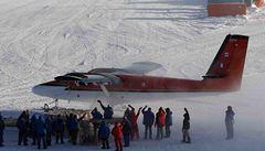 Český lékař v Antarktidě připravuje vesmírné lety