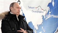 Závislost na ropě je zrádná, ruská ekonomika klesla nejvíce za 15 let