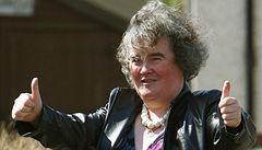 Příběh Susan Boyleové se stane námětem muzikálu