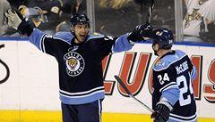 V NHL měnili dres Dvořák a Klesla, Vokoun zůstal na Floridě
