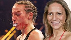 VIDEO: Mistrovský boxerský zápas udělal z krásky zrůdu