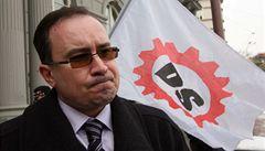 Porážka nám neublíží, řekl u soudu šéf Dělnické strany Vandas