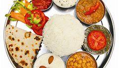 Kokosové curry, kuřecí masala. Festival indické kuchyně vábí gurmety