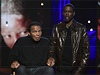 Akce Hope For Haiti Now: Muhammad Ali a Chris Rock.