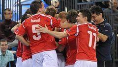 Futsalisté získali na ME podruhé v historii bronz
