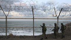 Jihokorejský voják na hranici s KLDR zastřelil pět svých kolegů