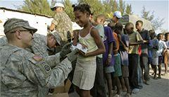Nejbohatší země světa se rozhodly odpustit dluhy Haiti