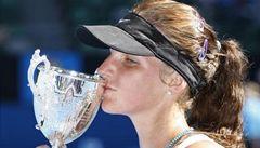Karolína Plíšková vyhrála na Australian Open juniorskou dvouhru
