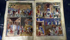 Na Expo odcestuje kopie Dalimilovy kroniky z Národní knihovny