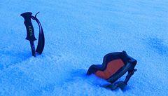 Dva české lyžaře v Tatrách ohrozila lavina, kterou sami strhli
