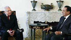 Václav Klaus v Káhiře: na Hradě bude velká egyptologická výstava