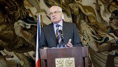 Rakousko odmítá Benešovy dekrety v právu EU. Klaus chce pravý opak