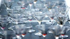 Vodku pijte chlazenou a nikoli zmraženou, doporučují odborníci
