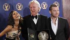 V Hollywoodu si loni nejvíc vydělal režisér James Cameron. Díky Avataru