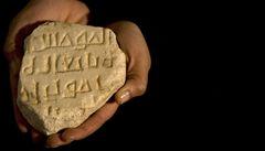 Arabský text z Jeruzaléma mluví o odměnách pro vojáky