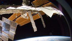 Američtí astronauti otevřeli vyhlídku z orbitální stanice