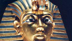 Krutý úděl Tutanchamona: Zemřel po srážce s vozem, jeho mumie ohořela