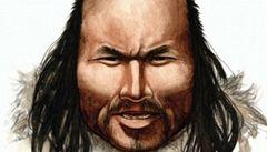 DNA z vlasů umožnila dát podobu muži mrtvému čtyři tisíce let