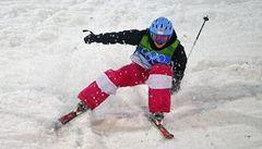 Akrobatická lyžařka Nikola Sudová se vrátila na osudové místo