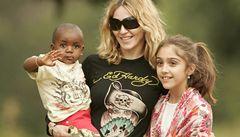 Madonna se svou dcerou uvedou v srpnu na trh vlastní módní řadu