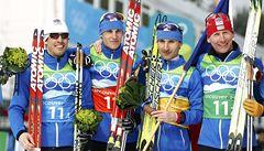 Neuvěřitelný výkon české štafety: nečekaně vybojovala bronz