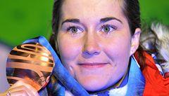 Šárka Záhrobská: Olympijskou medaili určitě neprodám