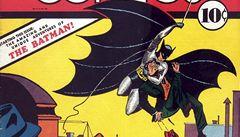 Komiksová legenda Batman slaví osmdesátiny, přitom měl minimálně dvakrát na kahánku