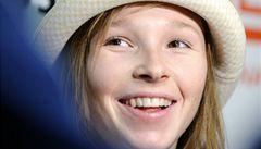 Talentovaná snowboardistka Pančochová se stala vicemistryní světa