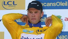 Kreuziger se po první etapě Paříž-Nice posunul na páté místo, vede Boom