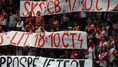 Slavia nebo Slavia? Česká televize opět zazářila