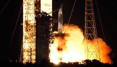 NASA vyslala do kosmu nejnovější typ meteorologické družice