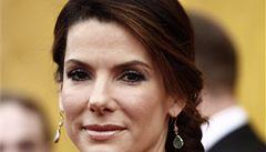 Zlatou malinu za nejhorší herecký výkon dostala Sandra Bullocková