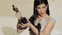 Bullocková dostane jako první žena nejvyšší filmovou cenu MTV