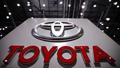 Toyota prodává nejvíce, překonala i General Motors a Volkswagen