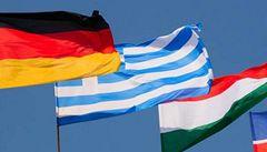 Řecko nadhodilo možnost svého odchodu z eurozóny