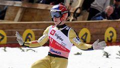Skokan Hájek si v Oberstdorfu dolétl pro třinácté místo