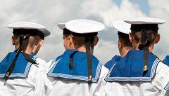 Námořníci soutěžili o počet sexuálních styků. Nyní stojí před soudem