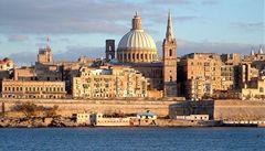 Malta chce přitáhnout turisty. Nabídne jim kapesné až 5200 korun na osobu