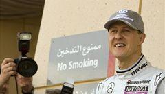 'Jsi tragický, skonči!' radí Schumacherovi bývalý rival Häkkinen