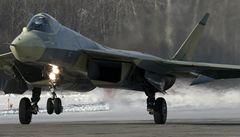 Izrael sestřelil syrský bojový letoun. Damašek: Je to agrese