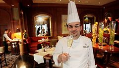 Restaurace Allegro znovu obhájila jednu michelinskou hvězdičku