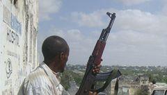 Američané vycvičili somálské vojáky. Ti jim teď dezertují k nepříteli